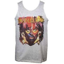 Cotton Crew Neck Regular Size Sleeveless T-Shirts for Men