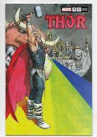 Thor #7 Das Pastoras Variant Cover ComicTom101 2020 Marvel Comics NM