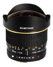 Obiettivi Samyang Apertura massima f/3, 3 per fotografia e video per Pentax