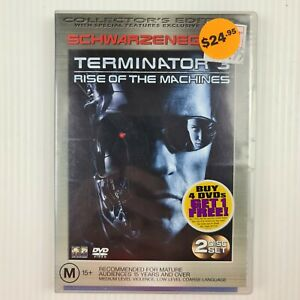 Terminator 3 - Rise Of The Machines Collector's Edition DVD - 2-Disc Set - R4