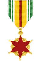 Republic Of Vietnam Wound Medal
