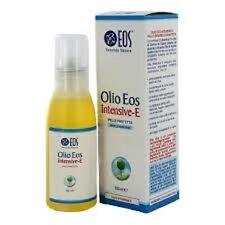 EOS - OLIO EOS INTENSIVE-E ,con vitamina E 100 ml