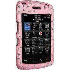 AMZER Faux Leather Shell Case for BlackBerry Storm 9530