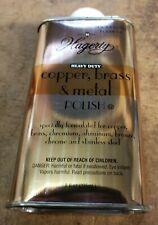 Hagerty Heavy Duty cooper brass & metal polish #21080 8oz Nib Nos