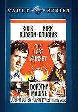 Last Sunset DVD (1961) ROCK HUDSON, DOROTHY MALONE, KIRK DOUGLAS, Robert Aldrich