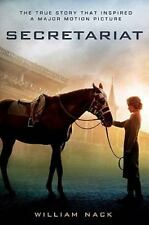 SECRETARIAT by William Nack FREE SHIPPING paperback book true story horse racing