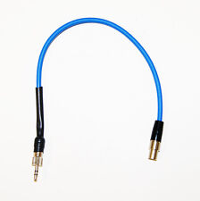 TAI Audio / Sound Devices 18 in. 3.5mm - TA5F Unbalanced Audio Jumper Cable