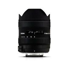 Sigma 203306 8-16mm f/4.5-5.6 DC HSM Wide Angle Lens for Nikon