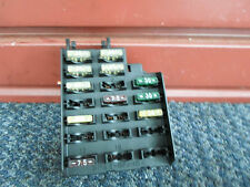s l225 95 mercedes fuse box ebay Dark Blue 95' C280 at edmiracle.co
