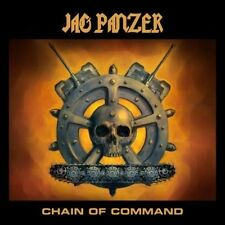 JAG PANZER - Chain Of Command - VINYL LP (High Roller Records 2013)