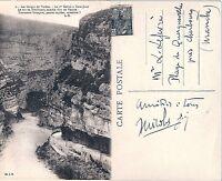 04 Les Gorges du Verdon - Le 1er Cañon à Cara-Juan ........- 1931