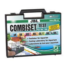 JBL Test Combi Set Plus NH4 - Water Testing Set Aquarium TESTSET