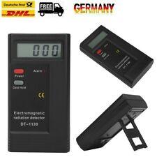 NEU Elektromagnetische Strahlung Detektor Digital EMF Meter Dosimeter Tester DE