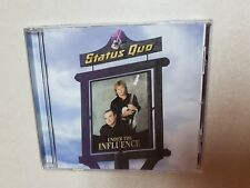 Under the Influence by Status Quo (UK) (CD, Mar-1999, Eagle Records USA)