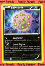 Spiritomb 70pv 62/114 XY Offensive Vapeur Carte Pokemon Rare neuve FR