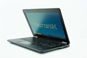 """Dell Latitude E7250 12.5"""" Win10  Laptop Intel Core i5 CPU 8GB RAM 128GB SSD B-"""