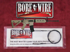 AR 15 Cleaning .223 5.56 Bore Wire HD Rifle Bore Cleaning Tool - NO BORE DAMAGE