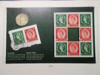 GB 2002~Golden Jubilee ~Prestige Stamp Booklet Pane~4~ex DX28~MNH~UK Seller