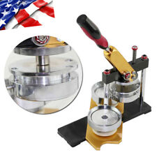Us Promote Badge and Button Maker Machine Button Making Supplies Mould Size 58mm