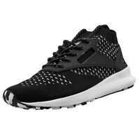 Reebok Men's Zoku Runner Ultk IS 'Freebandz' Knit Trainers Black UK 8.5 / 9.5
