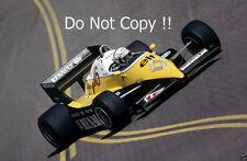 Alain Prost Renault RE40 USA West Grand Prix 1983 Photograph