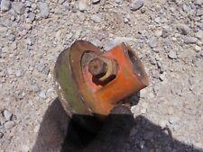 Allis Chalmers Wd Tractor Ac Engine Motor Main Crank Crankshaft Frt Belt Pulley