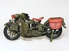 1:18 Scale HARLEY-DAVIDSON 1942 WLA FLAT HEAD Motor Bike Maisto