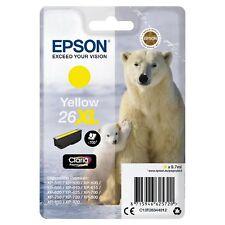 Original Epson Tintenpatrone 26XL XP510 XP520 XP600 XP605 XP610 Angebot Neu !!