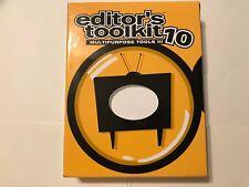 Digital Juice Editor's Toolkit 10 Multipurpose Tools III (11-DVD Set)