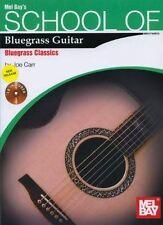 Escuela De Bluegrass Guitarra: Bluegrass Classics