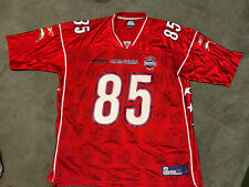 Reebok Antonio Gates #85 2006 Pro Bowl San Diego Chargers On Field Red Jersey 2X