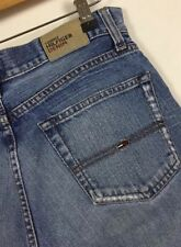 """Mens Tommy Hilfiger Jeans / W27""""L30""""/ Neo Flare / Vintage Look / Button Fly"""