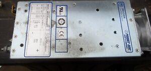 Melcher Power One Power Supply Input 100/120/200/250V 50/60Hz Outpu 48V 5/16A DC