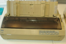 Epson FX-1180+ USB Parallel  9 Pin Dot Matrix Printer contionus leporello