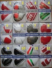 Arai Ducati Helmet Shield/Visor Side Cover Pod Set RX7 Corsair, Corsair-V RX7-GP