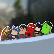 Car Auto Styling Marvel The Avengers Sticker Decal Hero For Audi BMW BENZ VW 1pc