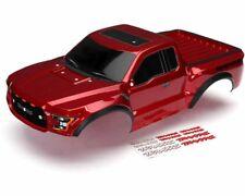 Traxxas 5826R Body 2017 Ford Raptor Red 2WD Slash 4x4
