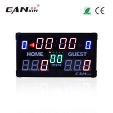 [Ganxin] Large Led Scoreboard Digital Basketball Electronic Scoreboard Clock