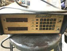 Bridgeport Textron Digital Readout Box