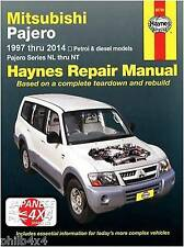 buy pajero mitsubishi car manuals literature ebay rh ebay co uk  Pajero GDI in Red