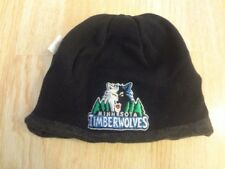 Youth Minnesota Timberwolves Reversible Beanie Stocking Cap Hat Adidas