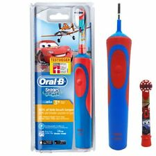 Oral-B Stages Power Vitality Kids Disney Cars Electric Rechargeable Toothbrush