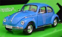 VOLKSWAGEN BEETLE 1:24 Opening Doors Car Model Die Cast Metal Models Miniature
