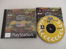 PRO PINBALL BIG RACE USA - SONY PLAYSTATION - JEU PS1 PSX COMPLET PAL FR
