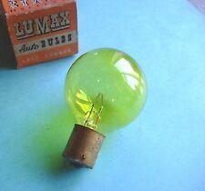 6 Volt 36 Watt Gelb SCC Lucas 374 scheinwerferlampe Vintage cars