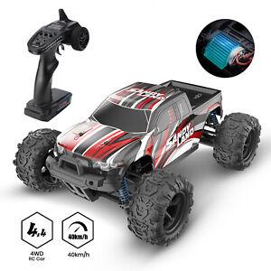 DEERC 9300 ferngesteuertes 4WD Auto für Kinder 1:18  Wasserdicht RC Rennenauto