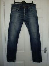 Lee Mens Powell Denim Jeans Size W32