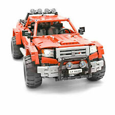 Ford crossovers Off Road Pickup Racing Car Motor MOC 2139 Block LEGO COMPATIBILE