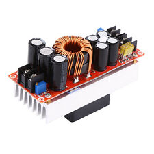 1500W 30A DC-DC Boost Converter Step-up Power Supply Module 10~60V Out 12~90V