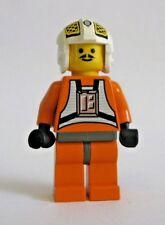 Lego BIGGS DARKLIGHTER Rebel Pilot Minifigure Star Wars from  7140 7142